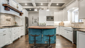 Coffered Kitchen