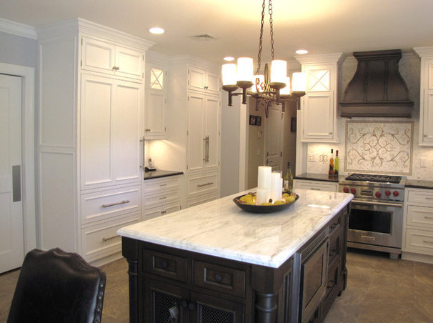 Contemporary Kitchen Countertops by ABC Worldwide Stone