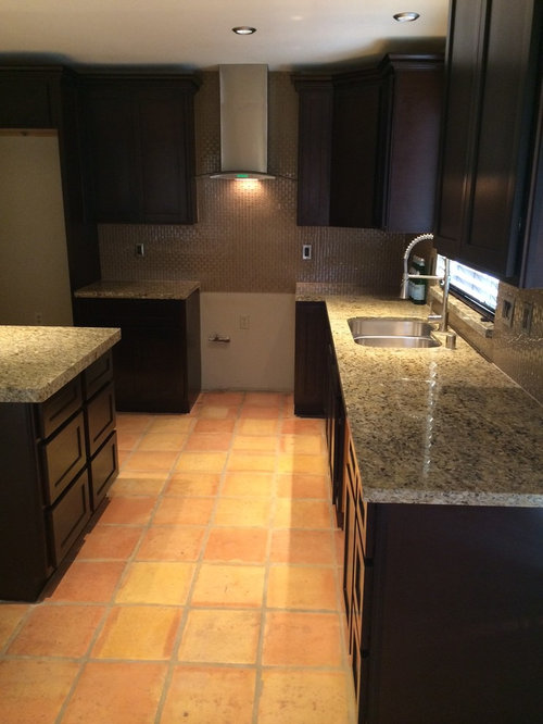 Kitchen Design Ideas Renovations Amp Photos With Glass Tile