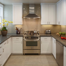 Traditional Kitchen by Christopher Hoover - Environmental Design Services