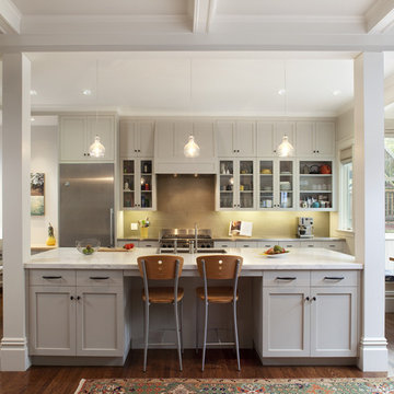 Cole Valley Residence - Center of Attention