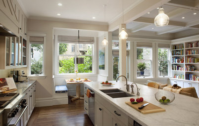 Kitchen of the Week: Storage, Style and Efficiency in San Francisco