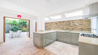 Colehill Lane: Kitchen