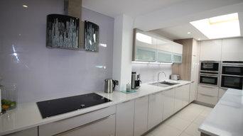 Colella Interior Portfolio - recent kitchen installation