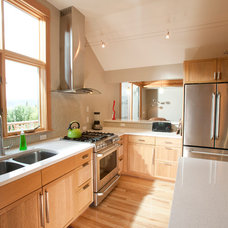 """Contemporary Kitchen by Pro Contracting """"The Countertop Specialist"""""""