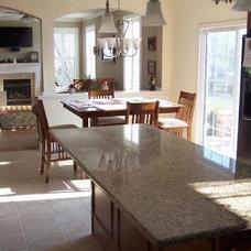 Traditional Kitchen by Main Line Kitchen Design