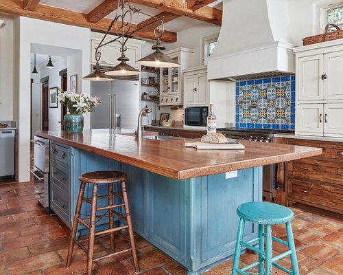 Mediterranean Kitchen Design Ideas Amp Remodel Pictures Houzz