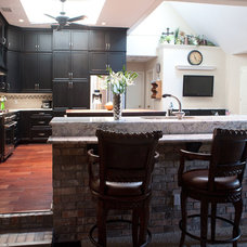 Transitional Kitchen by Kitchen Design Concepts