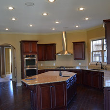 Traditional Kitchen by The Builder Resource Group