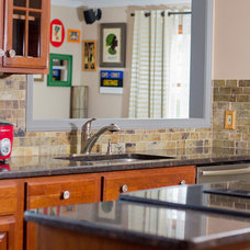 Traditional Kitchen by reStyled by Valerie