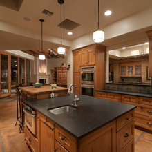 Traditional Kitchen with Modern Twist