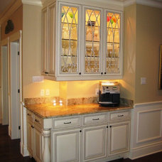 Traditional Kitchen by AFCON Construction