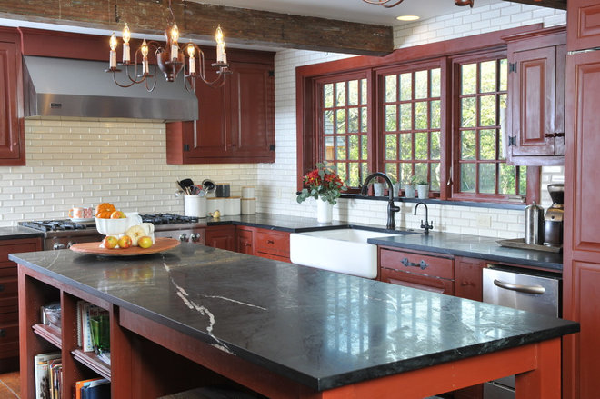 Transitional Kitchen by Urban Kitchens
