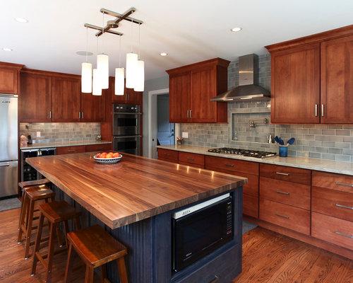 Craftsman Corrugated Iron Home Design, Photos & Decor Ideas