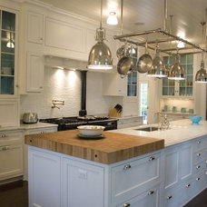 Traditional Kitchen by Erik Johnson and Associates