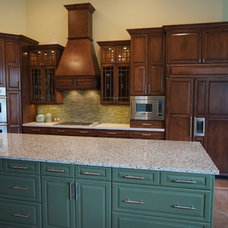 Traditional Kitchen by Allied Kitchen and Bath