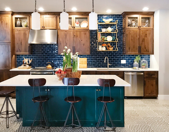 Traditional Kitchen by Nathan Taylor for Obelisk Home