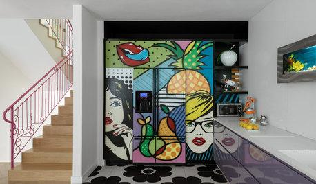 Architecture & Design: 34 Rebellious Interiors