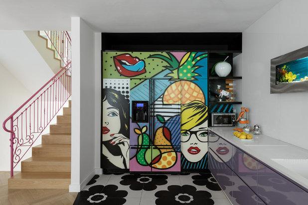 Фьюжн Кухня by Helena Mor - Interior Designer & Decorator