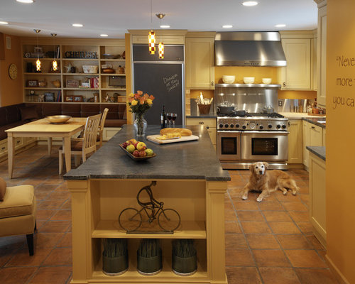brown and yellow houzz