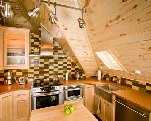 Attic Apartment Houzz