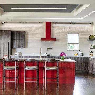 Colorado Contemporary Custom Home
