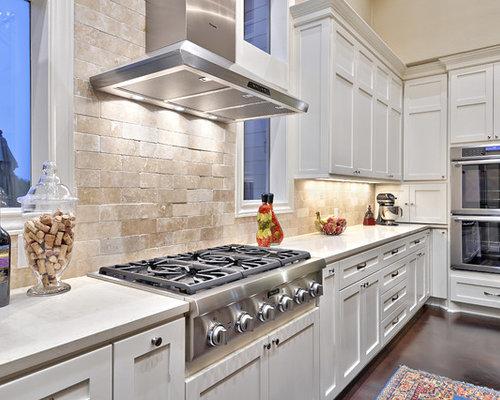 Unique kitchen backsplash home decor for Best kitchen backsplash designs