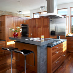 contemporary kitchen by HMH Architecture + Interiors