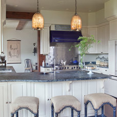 Rustic Kitchen by Jessica McIntyre Interiors