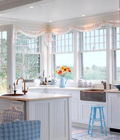 Coastal Kitchen by Donna Elle Design