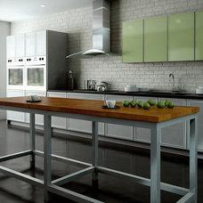 Modern Kitchen by Element Designs