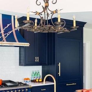 Colorful CT Kitchen, Trellis Home Design