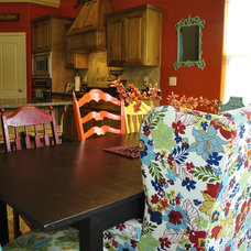 Eclectic Kitchen by Brooke Ulrich