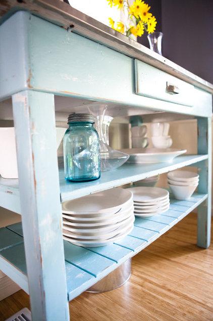 Traditional Kitchen by Found Design