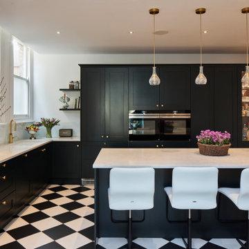 Colour Rich Family Home - West Dulwich