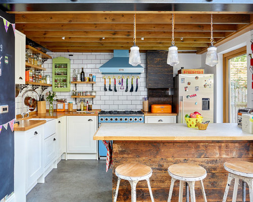 Top 20 eclectic open concept kitchen ideas remodeling for Kitchen ideas eclectic