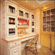 Mediterranean Kitchen by Jefferson Design