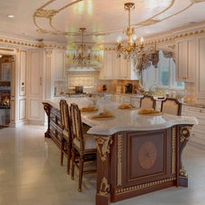Traditional Kitchen by Neff Of Short Hills