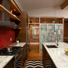 Contemporary Kitchen by Four Brothers LLC