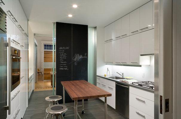 Midcentury Kitchen by Leone Design Studio