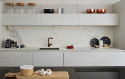 Splashbacks That Look Good With a White Kitchen