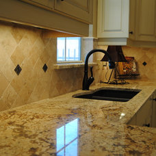 Traditional Kitchen by Spencer's Contracting LLC