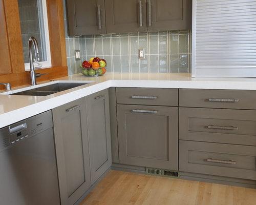 Aluminum Tambour Door Ideas, Pictures, Remodel and Decor