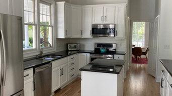 Comfy Open Kitchen