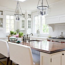 Traditional Kitchen by 2 Ivy Lane