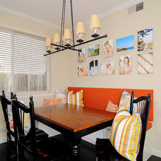 Eclectic Kitchen by Kerrie L. Kelly