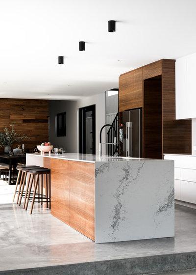 Contemporary Kitchen by Studio Atelier