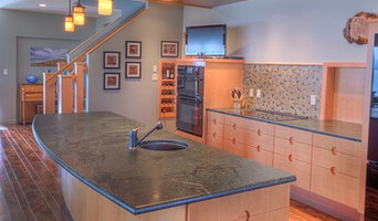 Comox, BC - Grey Soapstone (oiled)
