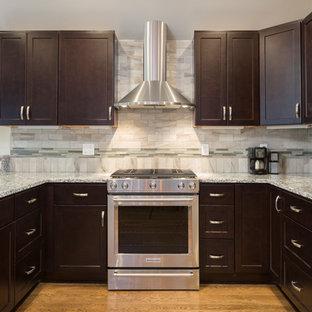 Compact Eastside Kitchen