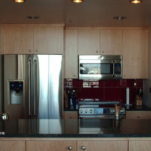 Compact Galley Kitchen